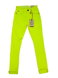 Retour: elfje - neon yellow -  Denim