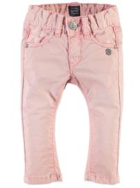 Babyface: Girls Pants Slim Fit - Chalk Pink