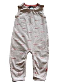Babyface: Jumpsuit sun - Light pink