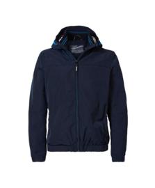 Petrol: Jacket parka - donkerblauw