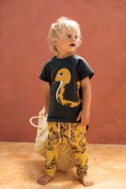 Dear Sophie: Yellow Snake Pants
