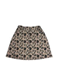 Little man happy: Stones flared skirt