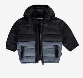 Imps&elfs: Snow Jacket Hoody - Stone grey/ black 87687 9089