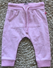 Babyface: Meisjes joggingsbroek - Pink melange