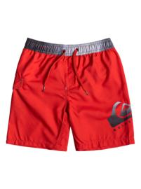 Quicksilver: Swim short red