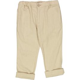 Wheat: Trousers Jens - Linen