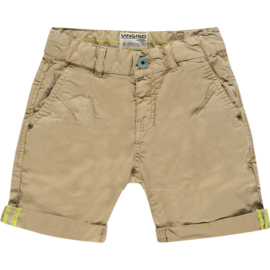Vingino: Jongens Short Ragy - Sand