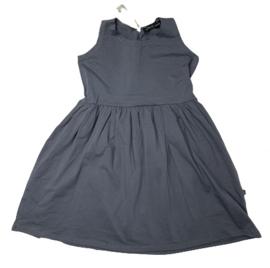 House of Jamie: Oversized Summer Dress - Vintage Grey