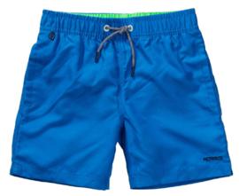 Petrol: Zwembroek - electric blue en neon groen