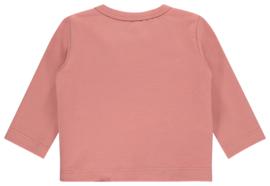 Imps&elfs: Longsleeve 'sleepcoach' - dusty pink light
