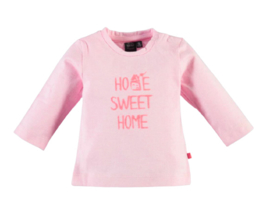 Babyface: Longsleeve Home - Pink Melee