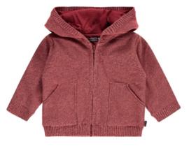 Imps&Elfs: Vest met Capuchon - Rood