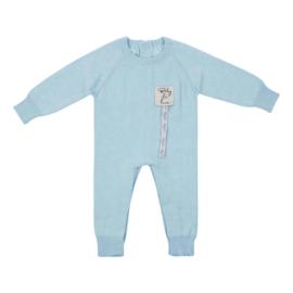 Baby de Luxe Gebreid boxpakje blauw