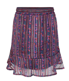 Indian Blue Jeans: Loose skirt Fancy Print - Girls