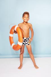 CarlijnQ: Swimshorts checkers