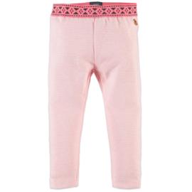Babyface: Legging - Coral Pink