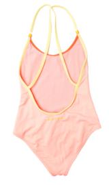 Sundek: mini ana swimsuit/neon
