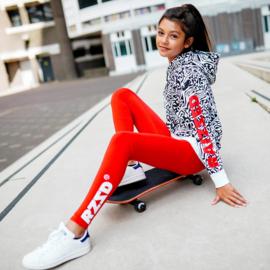 Raizzed: Hoodie Victoria - Zwart