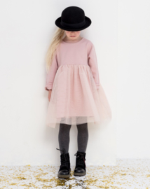 House of Jamie: Oversized Tulle Dress