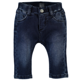 Babyface: Boys Jogg jeans - Dark blue denim