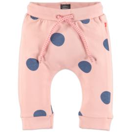 Babyface: Sweatpants dots - Paris Pink