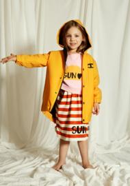 Little man happy: Sun heart skirt