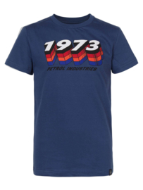 Petrol: Jongens T-shirt - 1973 - Donker Blauw