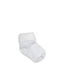 Noeser: Sokken Nweborn White