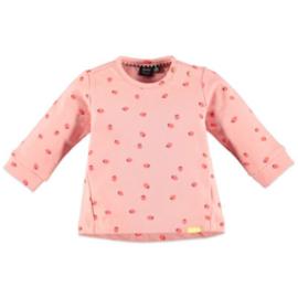 Babyface: Longsleeve strawberry - Sweet Pink