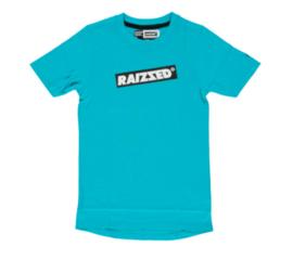 Raizzed: T-shirt Hudson - Clear Blue