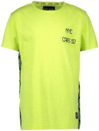 Cars Jeans: T-shirt Juanni - Neon Yellow