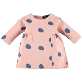 Babyface: Stippel Jurk - Paris Pink