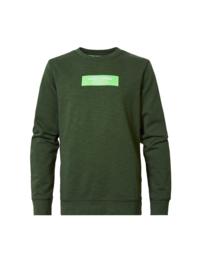 Petrol: Sweater Durable Workwear Groen