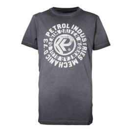 Petrol Industries: Jongens t-shirt grijs
