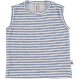 Petit Indi: Tank Top Stripes blue 16.20