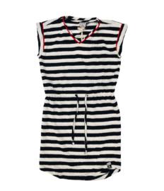 retourjeans: dress - Lynsey - Marine