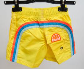 Sundek: Boardshort zon geel