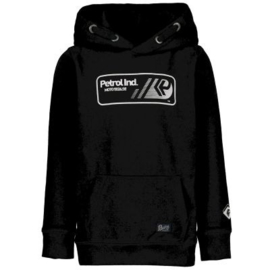 Petrol: Sweater zwart - B-3000-SP-SWH223