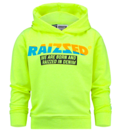 Raizzed: Hoodie Newark - Sparkle Lime