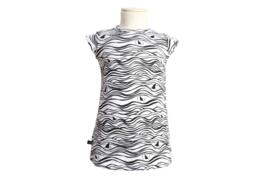 Noeser: Daisy dress Wave AOP