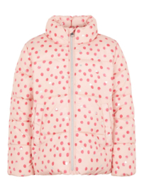 Name it: Misti AOP Jacket - Silver pink