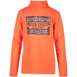 Cars Jeans: Charee Longsleeve - oranje