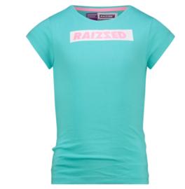 Raizzed: T-shirt Madrid - Sea Blue