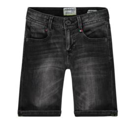 Vingino: Bermuda jeans Charlie- Dark Grey Vintage