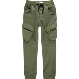 Vingino: Jongens Jeans Carlos - Army green