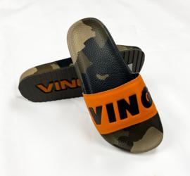 Vingino: Slipper Vico - Pure Orange