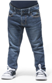 Imps&Elfs: 6-pocket tapered fit stone used blue