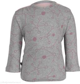 Noeser: Bente longsleeve Molecule Pink