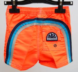 Sundek: Boardshort oranje