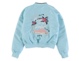 Cars Jeans: Jacket Emily - Light blue